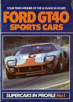 Ford GT40 Sports Cars