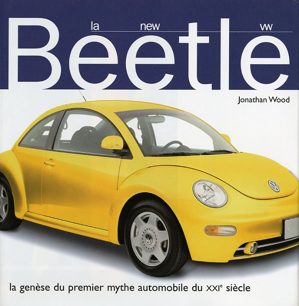 La new VW Beetle