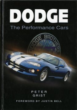 Dodge the performance cars