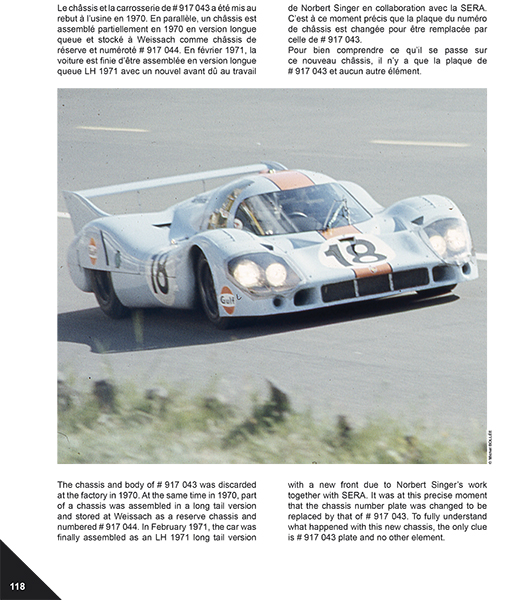 917-043 The double life of a racer