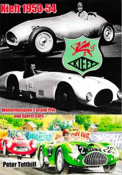 Kieft 1953-54 - Wolverhampton's Grand Prix and Sports Cars