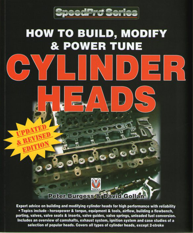 How to build, modify & power tune cylinder Heads