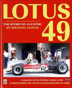 Lotus 49 The story of a legend