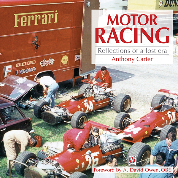 Motor Racing - Reflection of a lost era