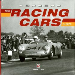 Porsche racing cars 1953 to 1975