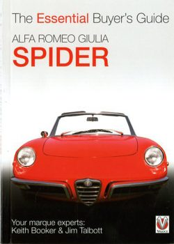 Alfa Romeo Giulia Spider - The essential guide