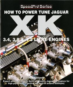 How to power tune Jaguar XK engines