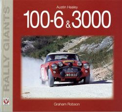 Austin Healey 100-6 & 3000 Rally giants
