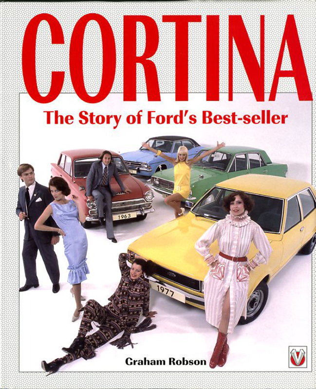 Cortina. The story of Ford's Best-seller