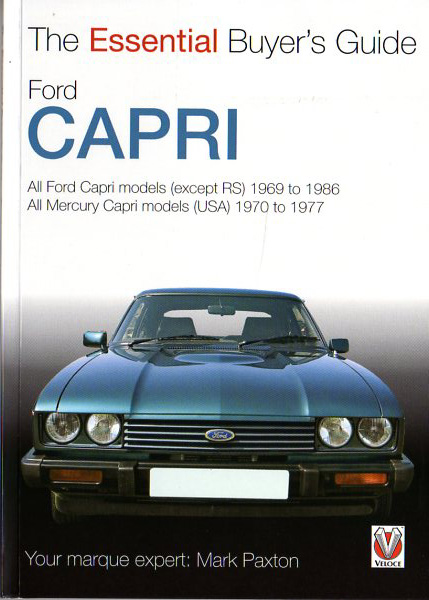 The Essential Buyer's Guide Ford Capri