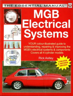 """MGB Electrical systems; The essential manual"""