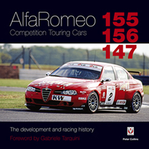 Alfa Romeo 155/156/147 Competition Touring Cars – The development and racing history