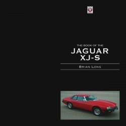 The Book of Jaguar XJ-S