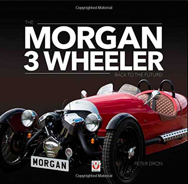 Morgan 3 Wheeler - Back to the future !