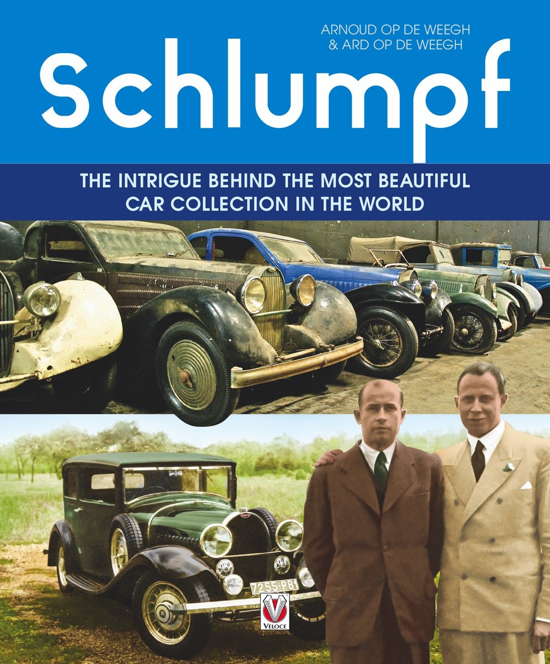 Schlumpf – The intrigue behind the most beautiful car collection in the world