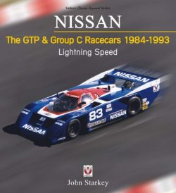 Nissan - The GTP & Group C Racecars 1984-1993: Lightning Speed