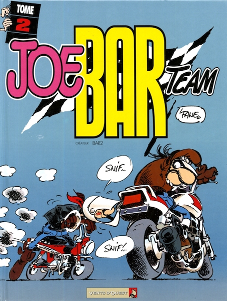 Joe Bar Team - Tome 2 (1997)