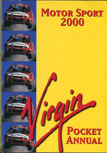 Virgin Motor Sport 2000 Pocket Annual